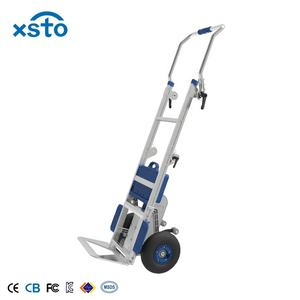 XSTO hot sale ZW7170EF foldable 170Kg heavy duty electric hand cart trolley