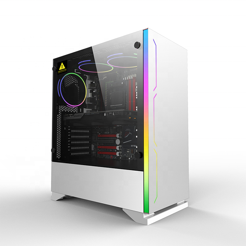 2020 new ATX PC full tower Gaming computer case with best quality and Factory price