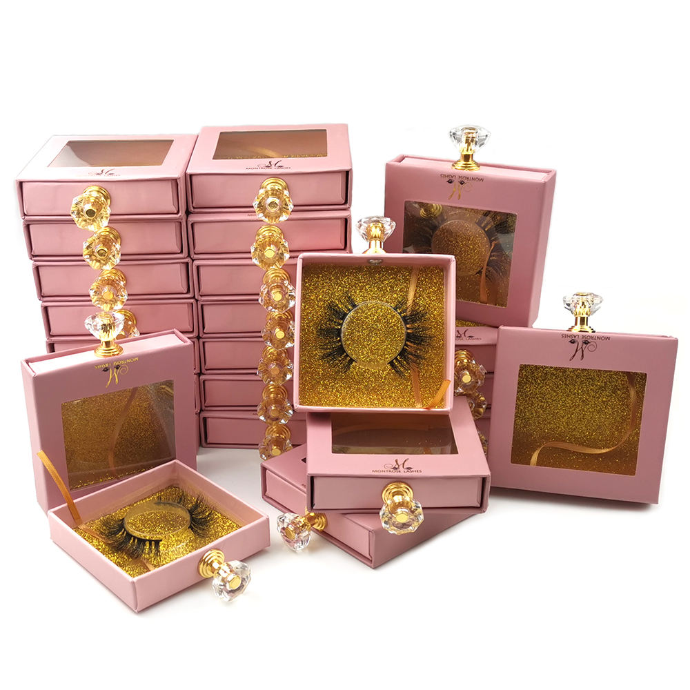 Private label eyelashes 5D 3D Mink lashes Custom packaging Box Own Logo Brand lashes vendors
