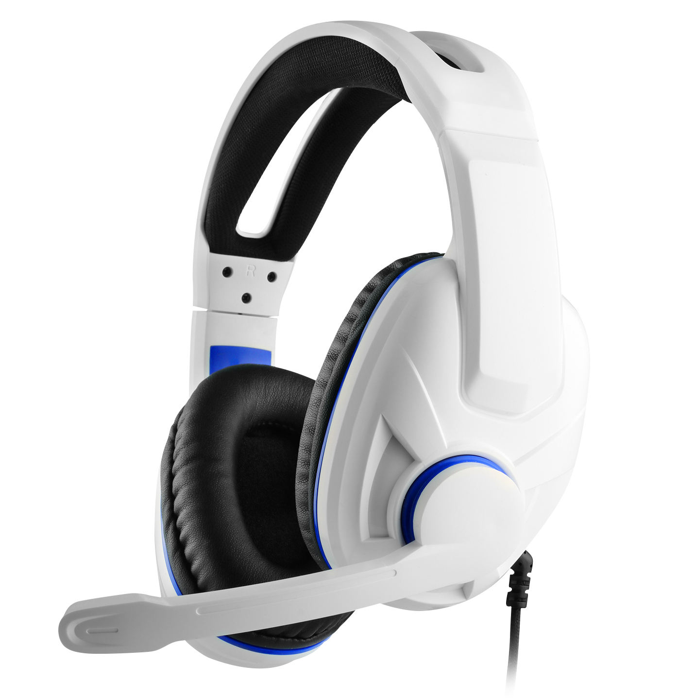 3.5mm Wired Gaming Headset Over-Ear Surround Stereo Game Headphone with Mic Compatible with PS4 Xbox One for PS5 PC Mac
