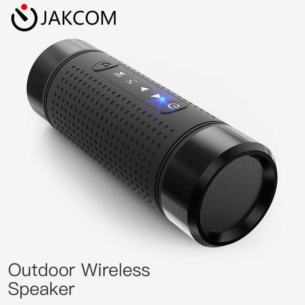 JAKCOM OS2 Outdoor Wireless Speaker of Bicycle Light like bike indicators dragons den bicycle rechargeable light dynamo price