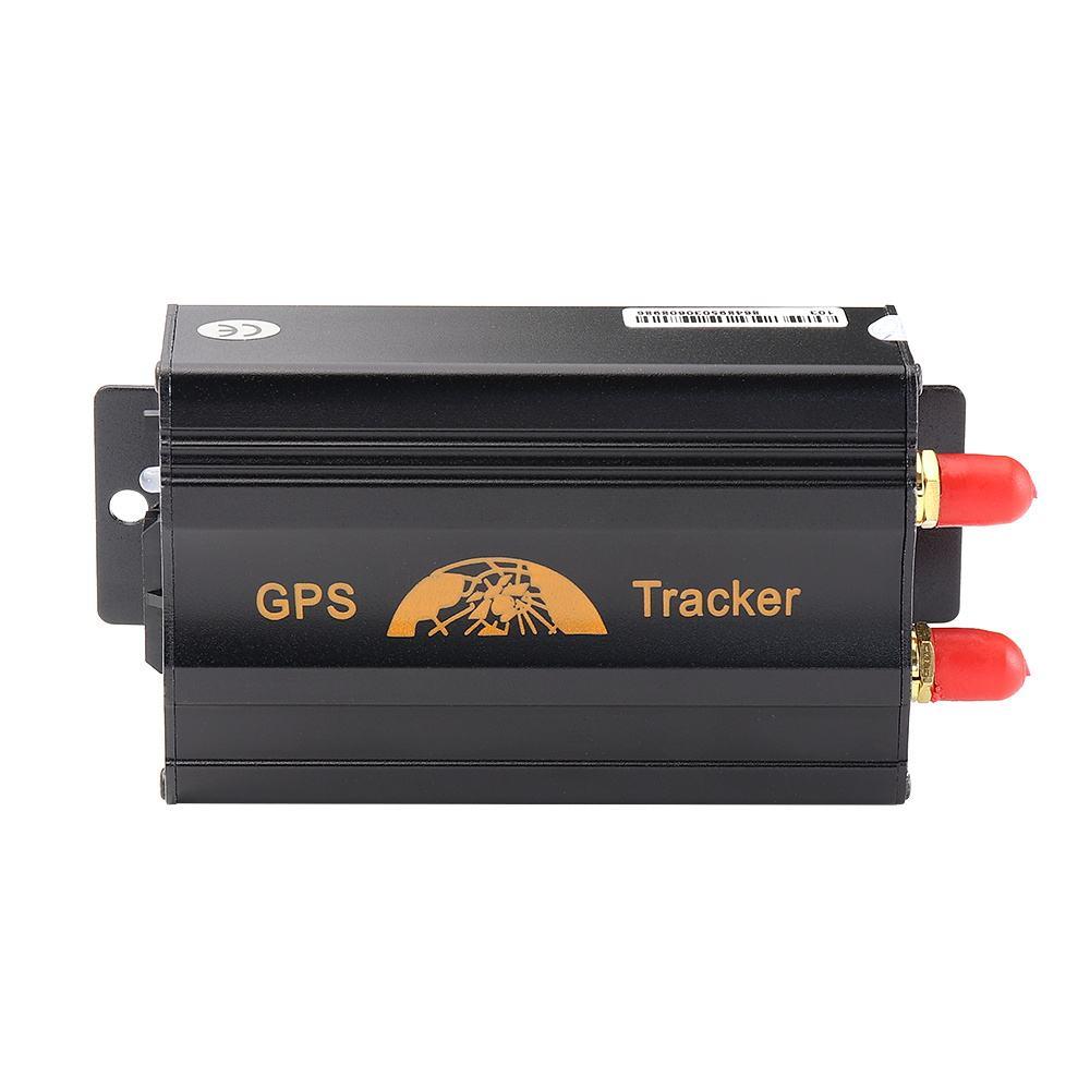 Sistema de Seguimiento GPS fácil de instalar para vehículos/motocicletas GPS103 para seguimiento en tiempo Real dispositivo de s