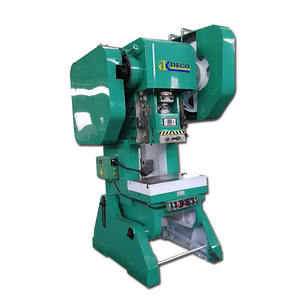 iron plate punching power press machine