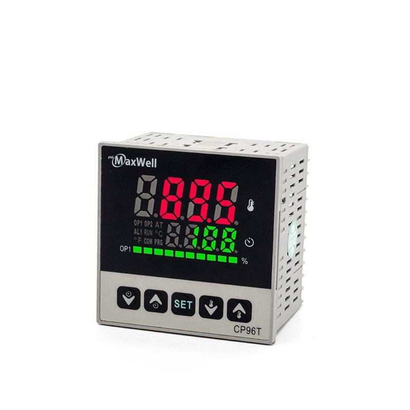 96*96 digital timer temperature controller with external reset function