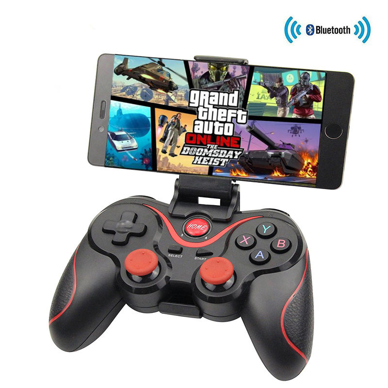 oem custom wholesale bluetooth gamepad for andriod pubg