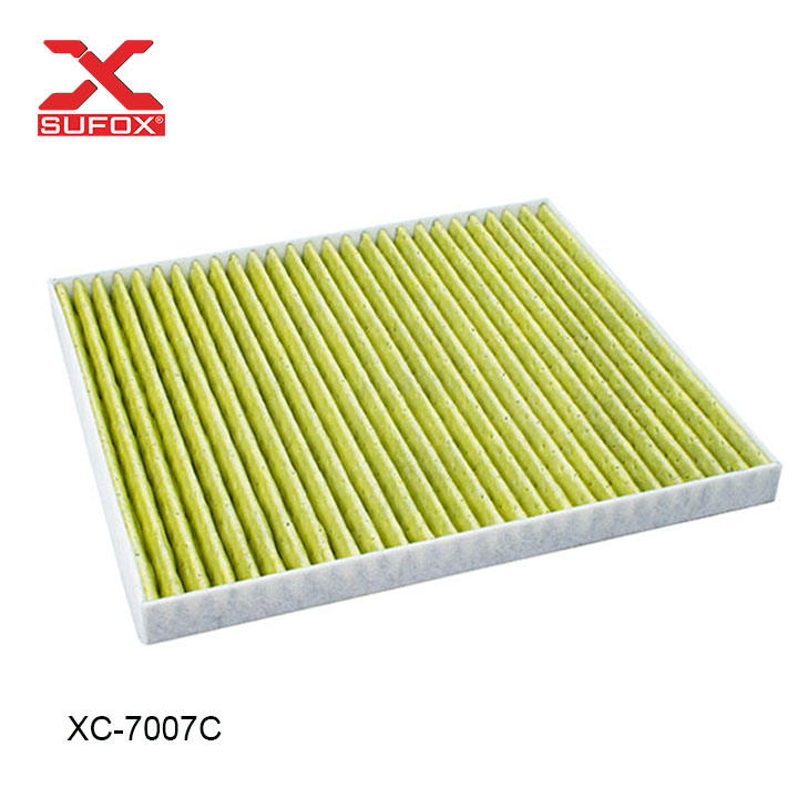 AC Filter Car Engine Parts 88568 52010 87139 33010 87139-32010 Hepa Cabin Filter for Toyota BYD Subaru Lexus Car