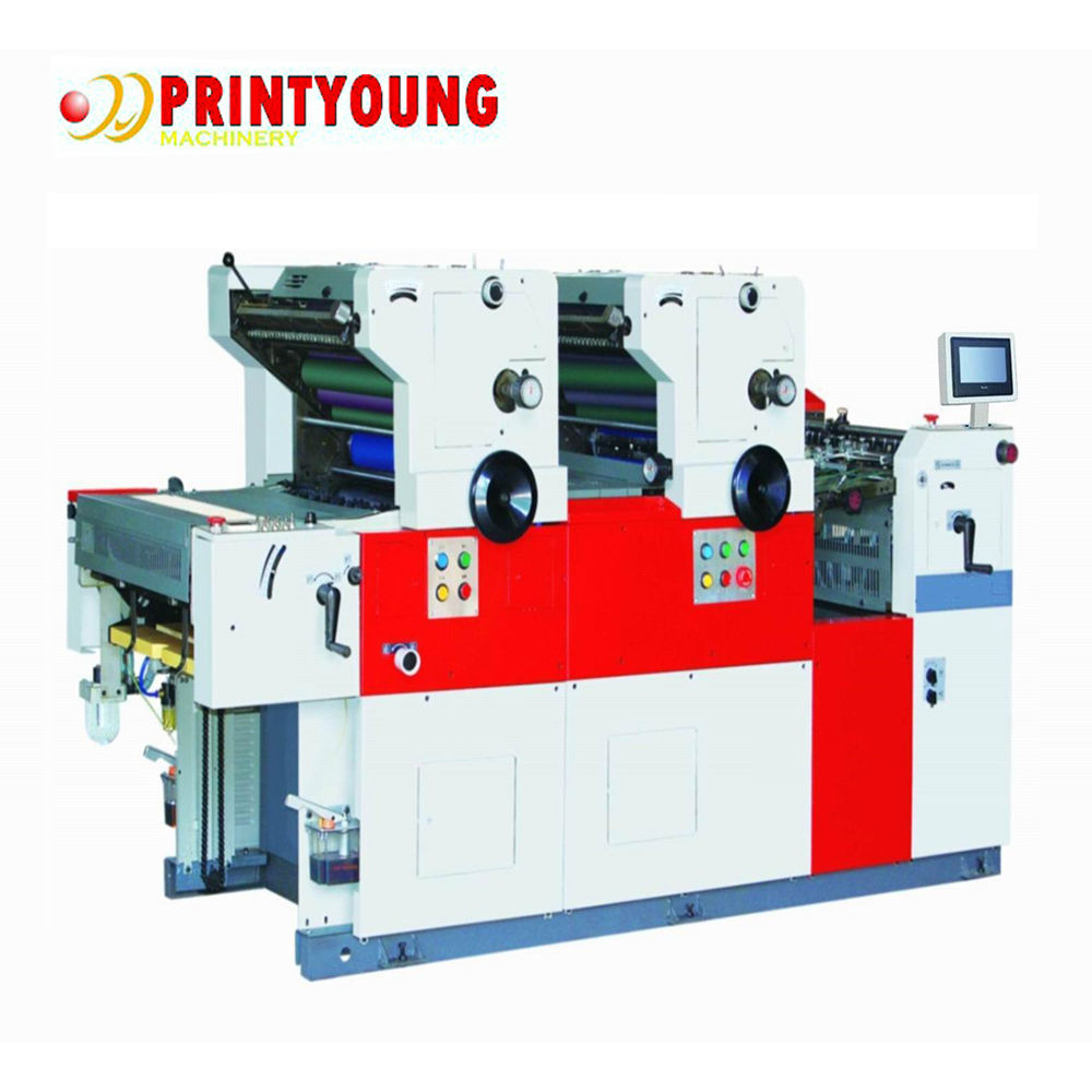 SNP56-II Automatic Two Color Offset Printing Machine