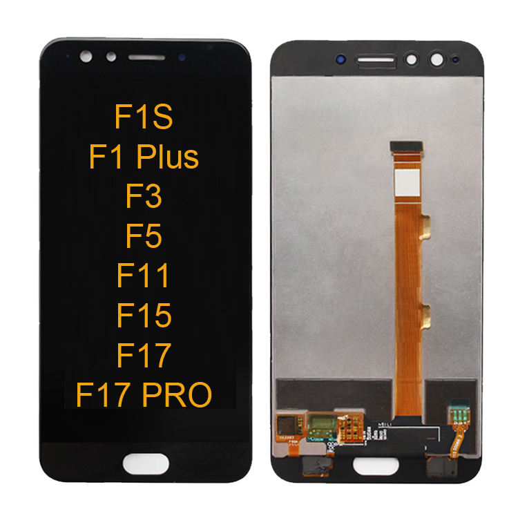 Originele <span class=keywords><strong>Mobiele</strong></span> <span class=keywords><strong>Telefoon</strong></span> Lcd Touch Display Screen Voor Oppo F1s F1 Plus F3 F5 <span class=keywords><strong>F11</strong></span> F15 F17 Pro