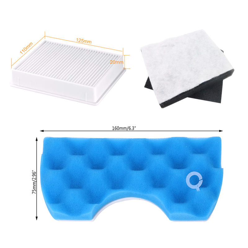 Robot Hepa Filters For Samsung Filter Cleaner DJ63-00669A SC43 SC44 SC45 SC46 SC47 Series Robot Vacuum Cleaner Parts