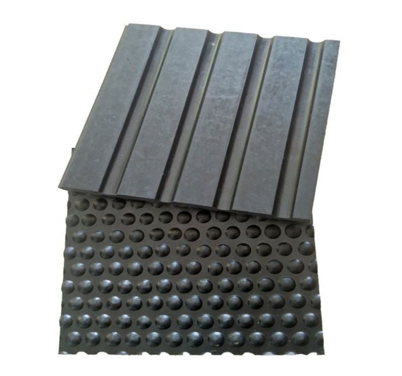 High quality hot sell Friction Anti-aging Rubber sheet Shockproof Cow Mat