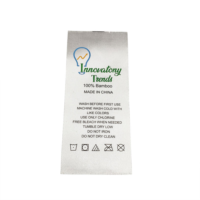 Print address labels/custom care labels for clothing shoes and bags