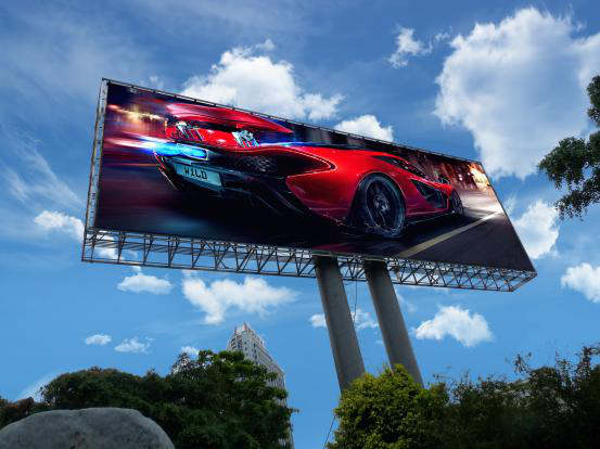 Outdoor Video Led Advertising Billboard Outdoor DIP Advertising Waterproof Digital Pantalla LED Big Billboard LED Video Wall