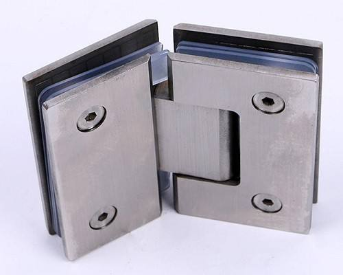 investment casting bathroom hinges 180 degree glass to glass clamp