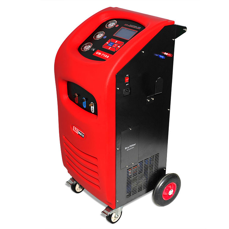 Wholesale Full Automatic Auto Refrigerant Recovery A/C Station Car AC Service Recovery Station Machine
