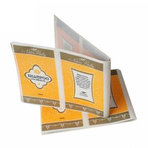 Membuat Kustom Die Cut Stiker Label Kertas Tahan Air A4 Kulit Telur Label Stiker