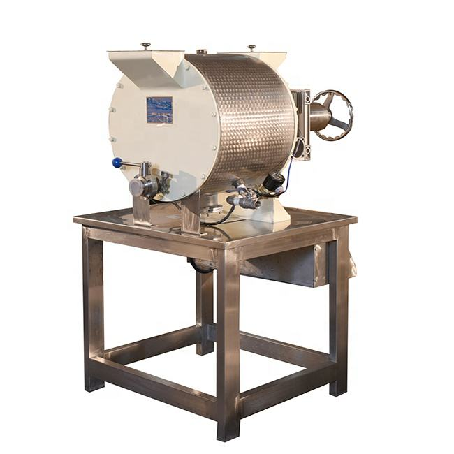 QYJ20L series chocolate conche refiner/chocolate making machine