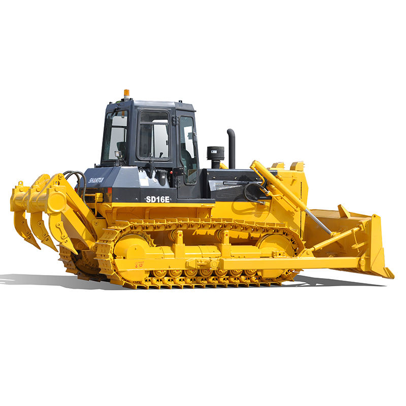 Shantui Official SD16 160HP new crawler bulldozer