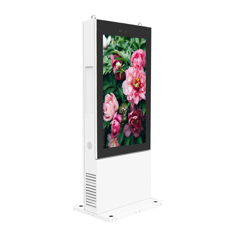 43 49 55 65 pollici 2500 nits Leggibile alla luce solare <span class=keywords><strong>Lcd</strong></span> Monitor Outdoor Impermeabile Monitor Touch Screen