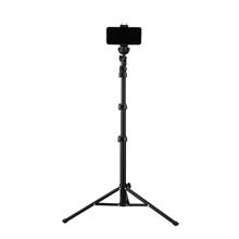 Fotopro Integrated All-In-One Professional Portable Lightweight Heavy Duty Aluminum Selfie Stick Tripod