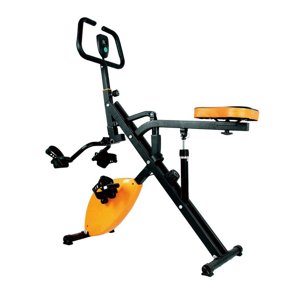 Popular Patent Crunch Total Horse Rider Exercise Machine