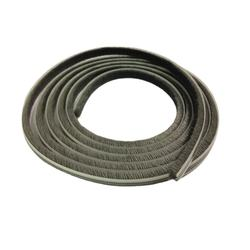 Waterproof material weather strip for doors and windows