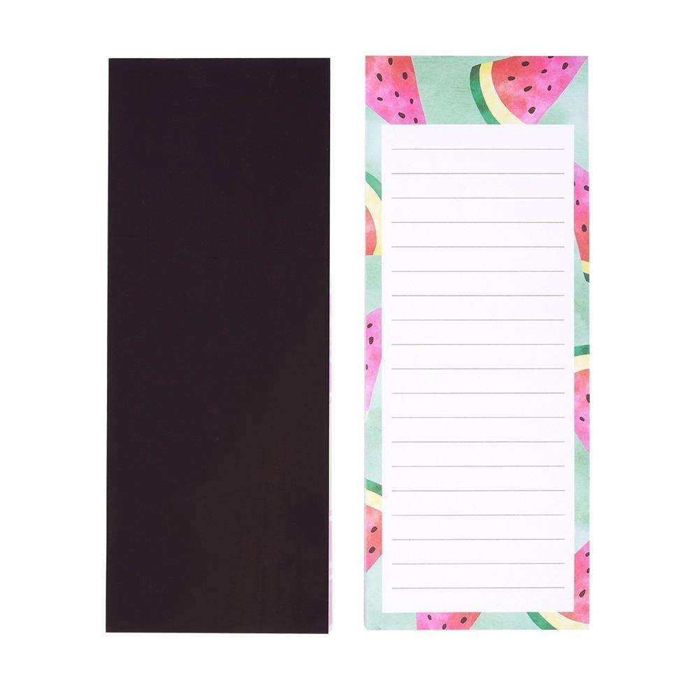 Promotion Custom Print Personalized Writing Paper Magnet Note Pad