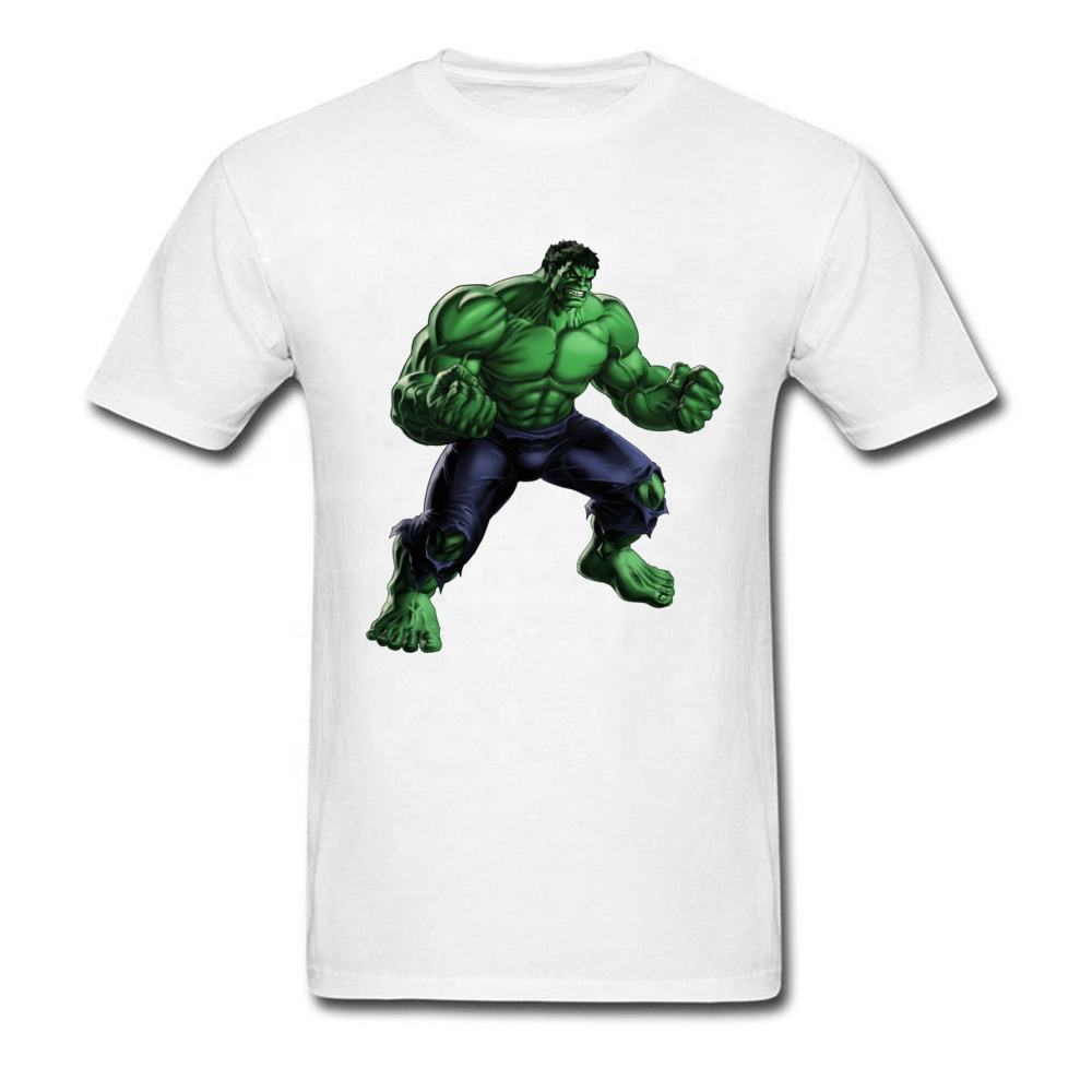 Incredible Hunk Funny Macho T-Shirt 100/% Soft Cotton