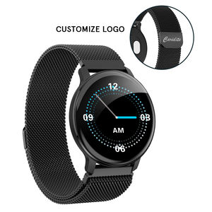 2021 latest products smart watch waterproof temperature blood pressure super touch screen SmartWatch factory cheap