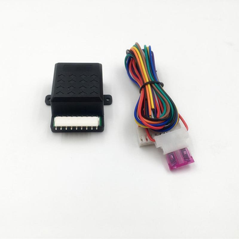 Nologo Vista Posterior Sistema de Plegado autom/ático Inteligente de Coches Espejo retrovisor Lateral Auto Kit de Espejos Plegables M/ódulos Accesorios for el Coche