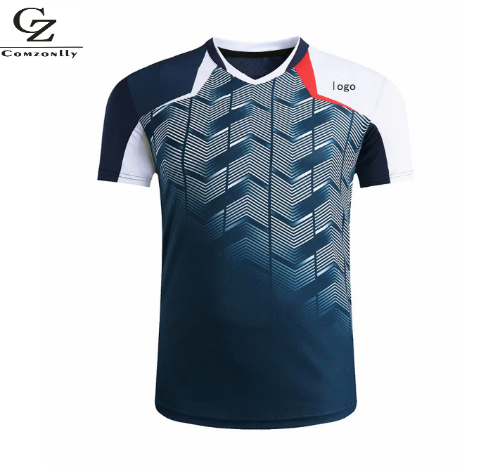 Fashion sublimation 3D printing sport t shirt