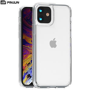 Nieuwste 5G Mobiele Telefoon Voor IPhone11 Iphone X/Xs Max Xr Case, hybrid Acryl Hard Clear Cell Phone Case Voor Iphone 11 Pro Max SE2