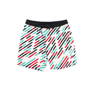 Doger Custom Logo Branded Fashion Cool Colorful Beach Shorts Board Shorts For Men