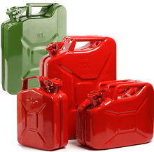 NATO Metal Gas Can Military Steel Jerry Can for Carrying Petrol Diesel Fuel