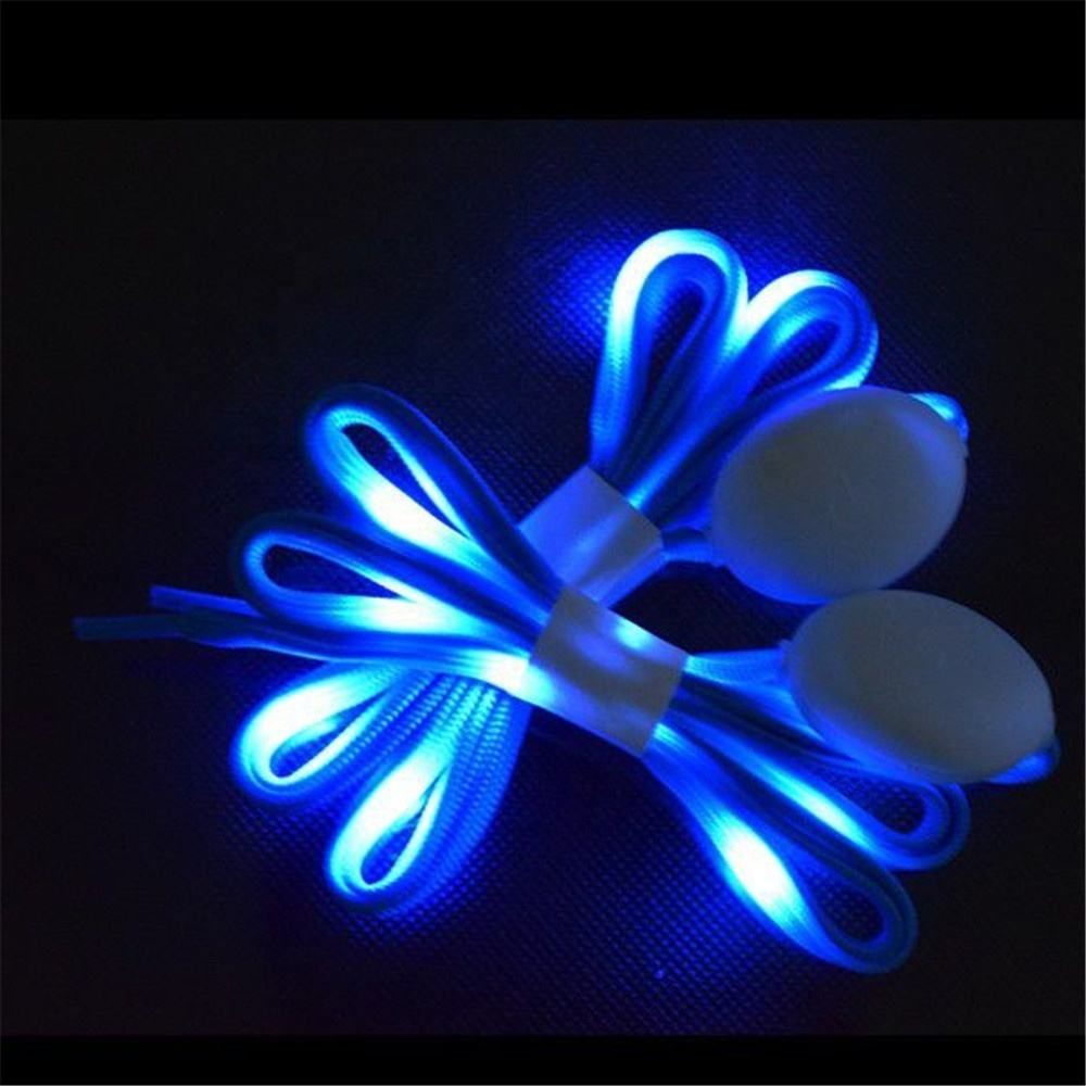 Amazon Hot Christmas Party Most fashionable Wholesale Light Up Shoelaces,Shoe Laces LED Shoelaces
