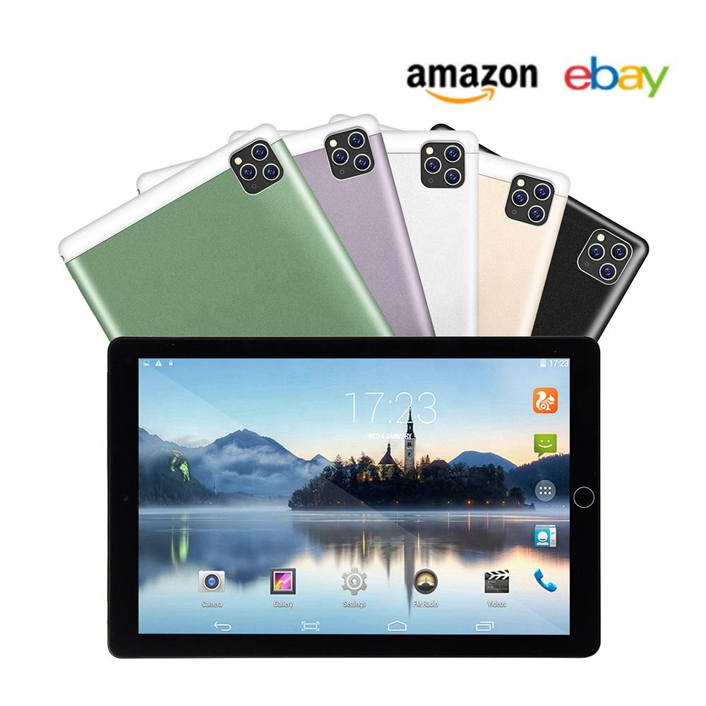 Brightside android tablet 10 inch with universal tablet keyboard attach with tablet android with sim card