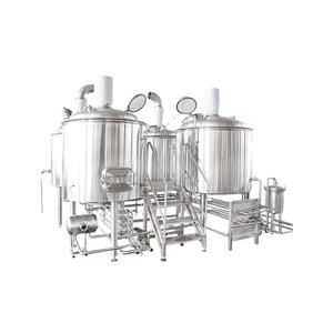 5HL Beer Brewing Equipment Turnkey Project From Shandong HG Machinery Co., Ltd