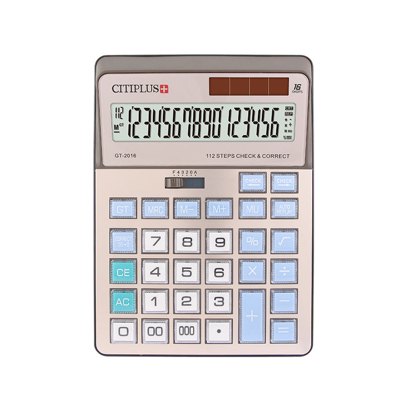 OSALO <span class=keywords><strong>calculatrice</strong></span> 16 chiffres extra grand écran <span class=keywords><strong>calculatrice</strong></span>