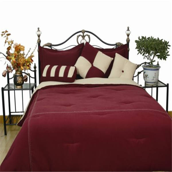 Wholesale cheap king size double bed comforter bedsheet bedding set bedsheets bed sheet set