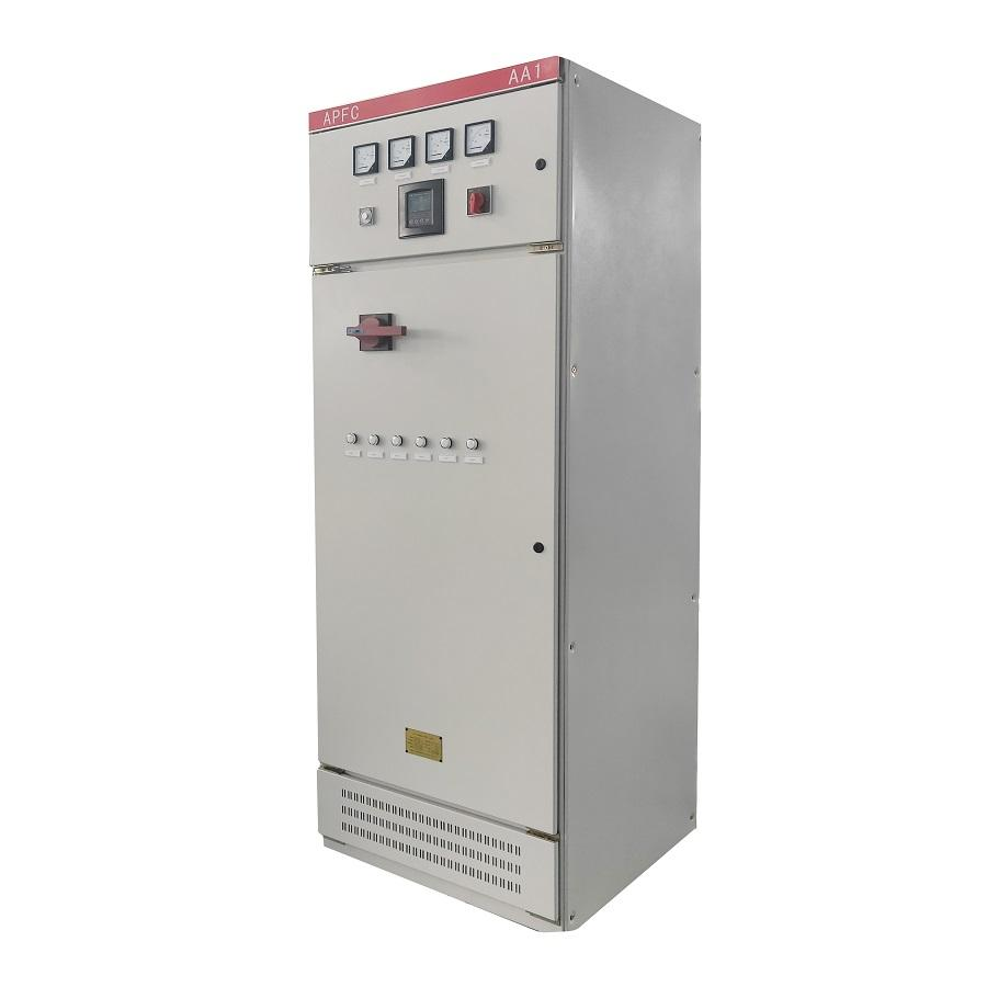 320 kvar 50hz individual compensation capacitor banks cabinet panel