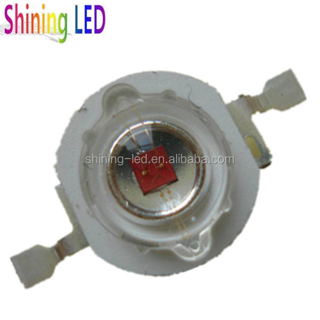 Shenzhen Factory 3W High Power 420nm 440nm 450nm 660nm blue red LED for plant Grow Light, Aquarium lamp