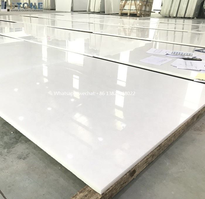 White marble tiles and stone flooring for wall tile products from Foshan marble suppliers