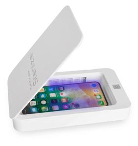 Padrão UV Esterilizador com USB Carregador de Telefone Celular Sem Fio de Multi-Uso Esterilizador UV para