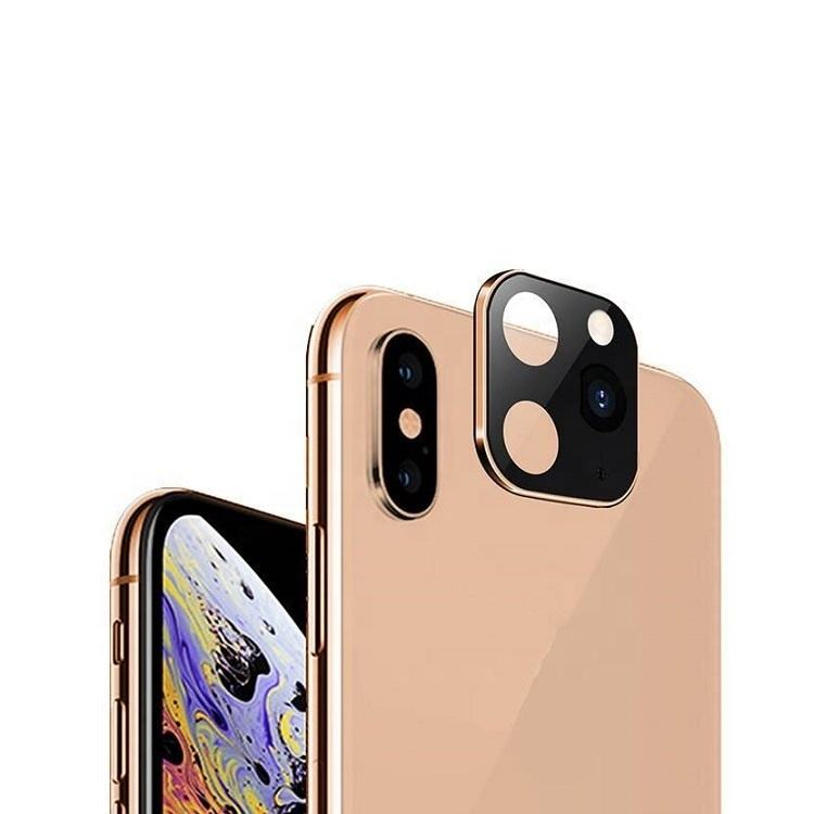 New design camera protector for iphone x xs max change to camera lens for iphone 11 pro max camera