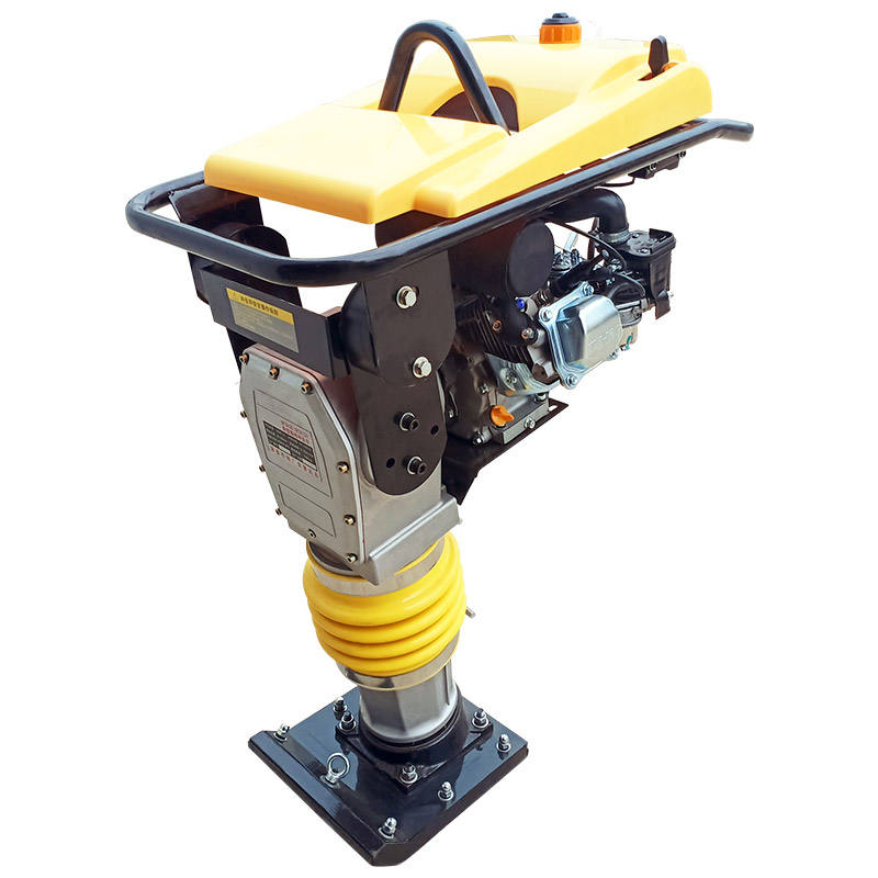 Hcr80 Tamping Rammer,Gasoline And Electric