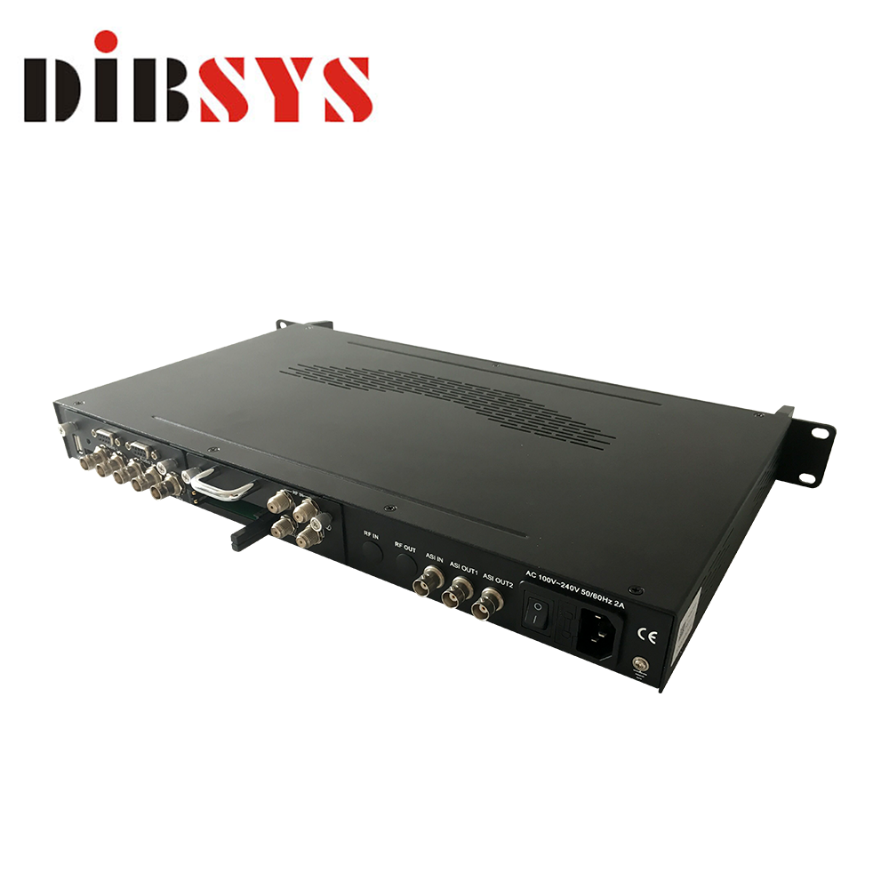 Full HD Ricevitore Integrato Decoder <span class=keywords><strong>DVB</strong></span> ip gateway Digitale video su reti IP TV