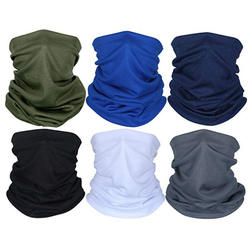 Fishing Scarf Outdoor Sunscreen Scarf Riding Magic Head Cover Breathable Magic Scarf Wind Proof Sunscreen  Fishing Hat
