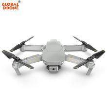 Global Drone GD89 Drones Professional with Camera plus Extra Battery Baterias De Litio Multicharger VS E58 E520 E520S