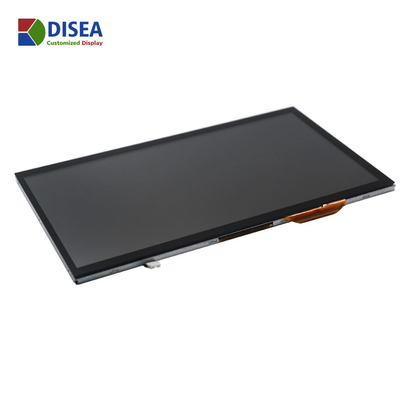 10.1 inch 1024*600 TFT LCD module with capacitive touch Widely used in instruments lcd display