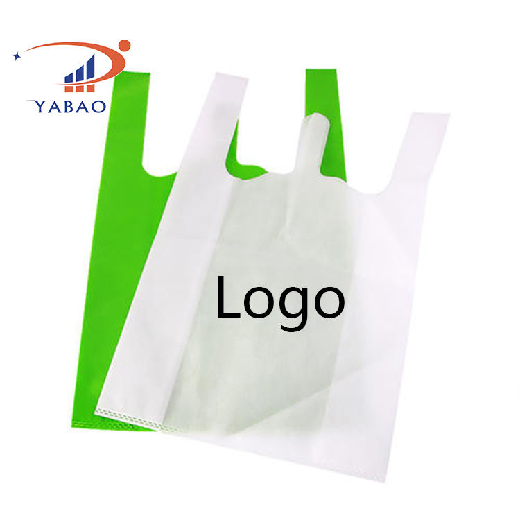 Hot Sale T-shirt Eco-friendly Reusable Bag Non Woven Bag
