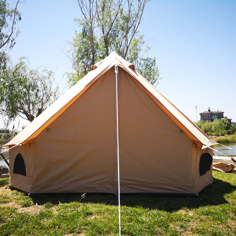 ENJOIN UK Canvas Cotton 5m Bell Tent